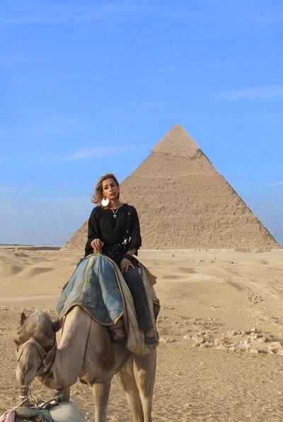 My Camel & I