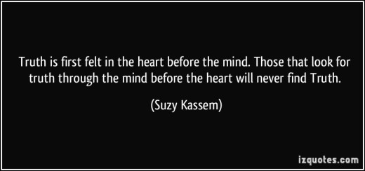 quote-truth-is-first-felt-in-the-heart-before-the-mind-those-that-look-for-truth-through-the-mind-before-suzy-kassem-388254
