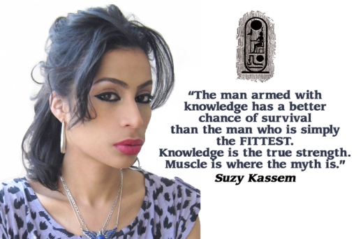 suzy-kassem-knowledge-quote