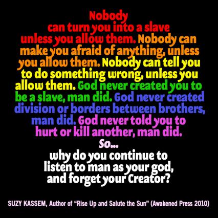 suzy kassem religion