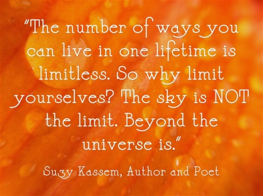 The-number-of-ways-you by suzy kassem