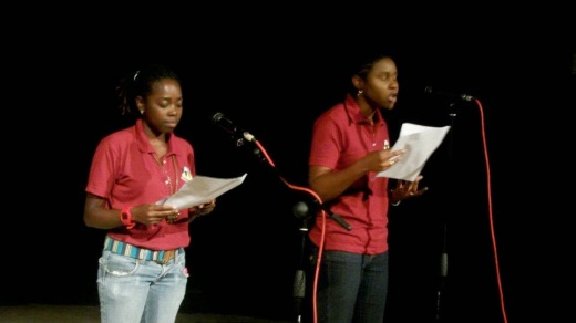 reading of suzy kassem poetry in jamaica