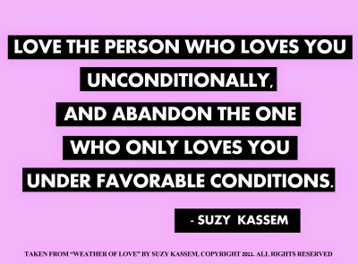 suzy kassem quotes, love quotes, unconditional love