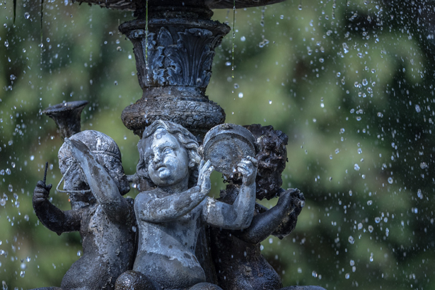 THE FOUR HEAVENLY FOUNTAINS BY SUZY KASSEM