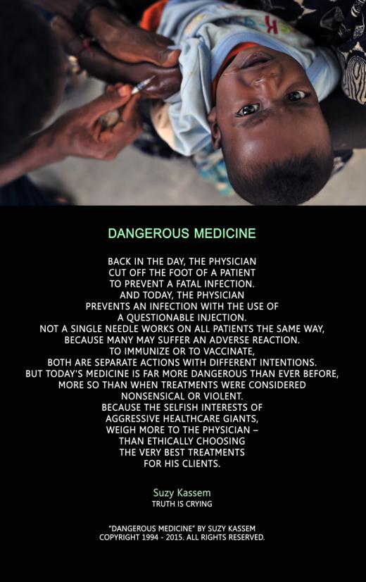 Dangerous Medicine Suzy Kassem Poetry